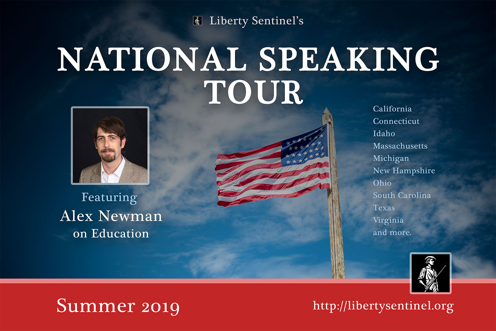 National Speaking Tour